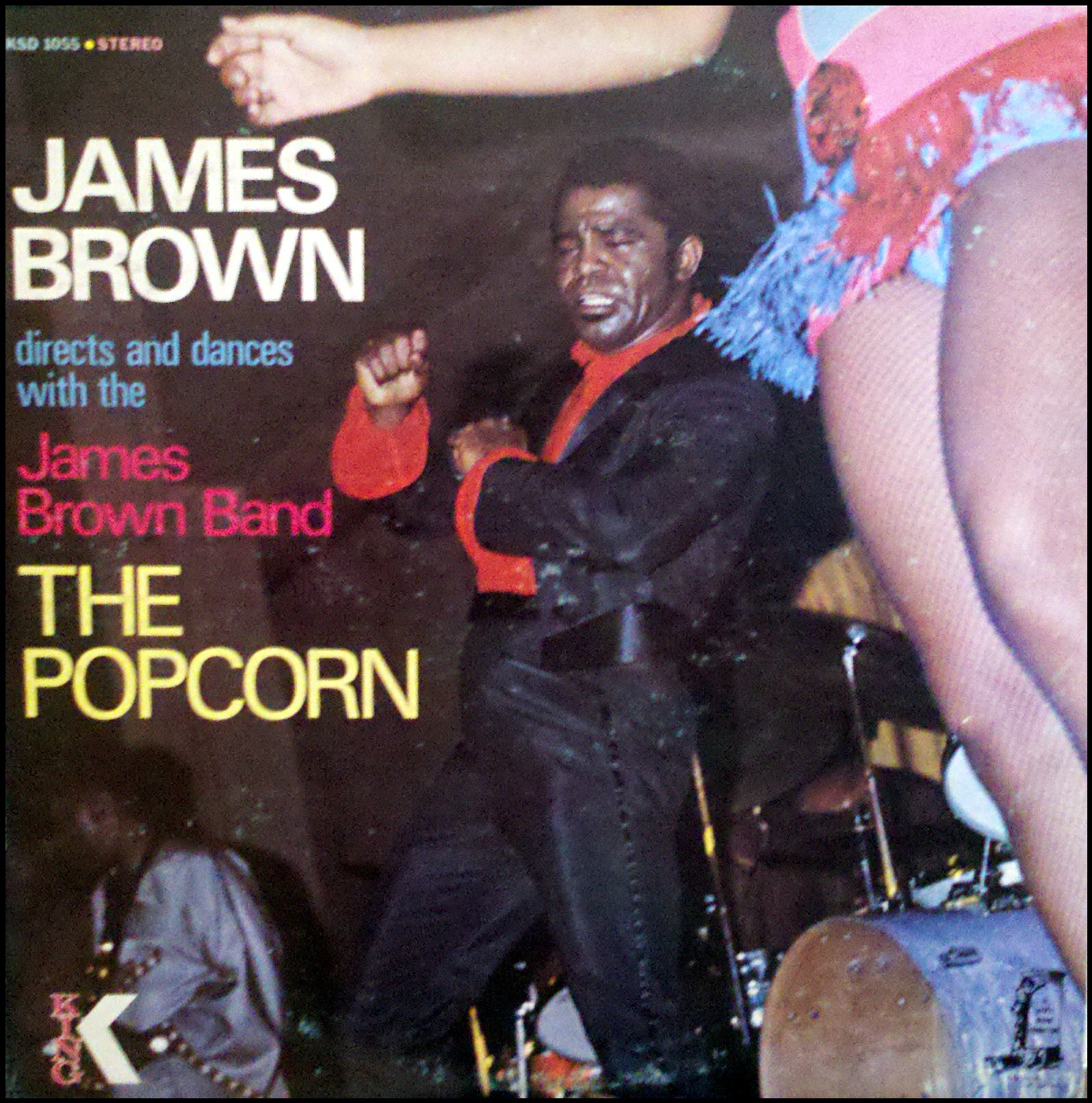 Jim Brown Today >> 1969 LP The Popcorn – The James Brown SuperFan Club