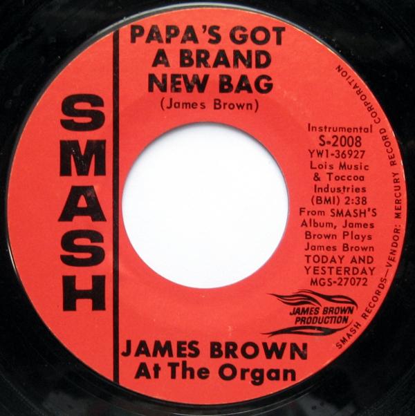 Brand new bag james brown