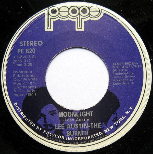 1973 People 45: Lee Austin - Moonlight