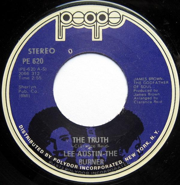 1973 People 45: Lee Austin - The Truth