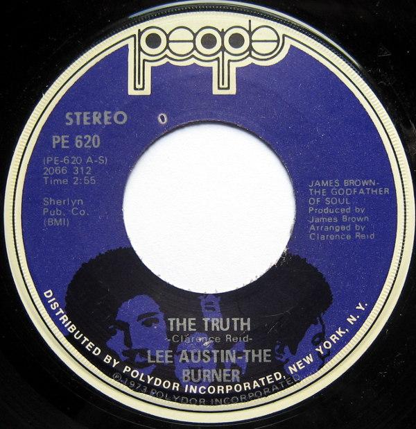 1973 People 45: Lee Austin - The Truth