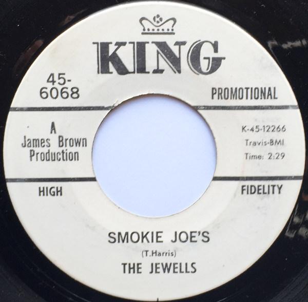 1966 King 45: The Jewells - Smokie Joe's