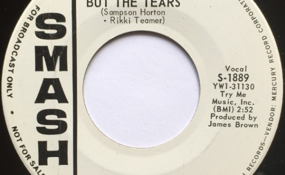 1964 Smash 45: Ramsey Sisters - It's All Over But the Tears